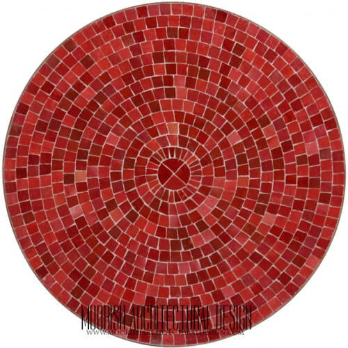 Moroccan Mosaic Table 04