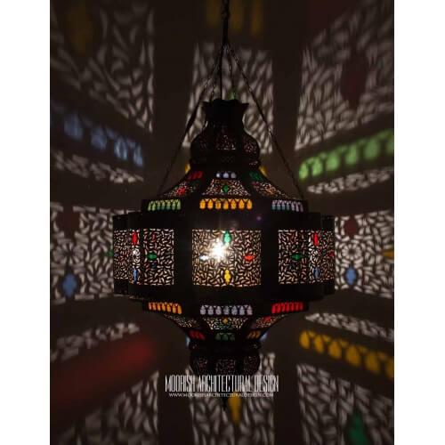Traditional Moroccan Pendant 46
