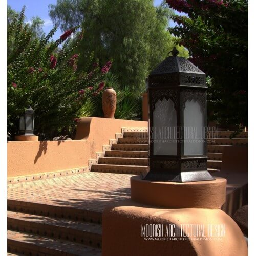 Moroccan Outdoor Light 23