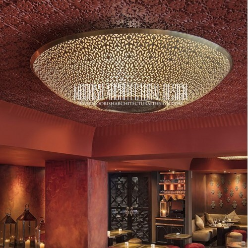Moroccan Ceiling Light 05
