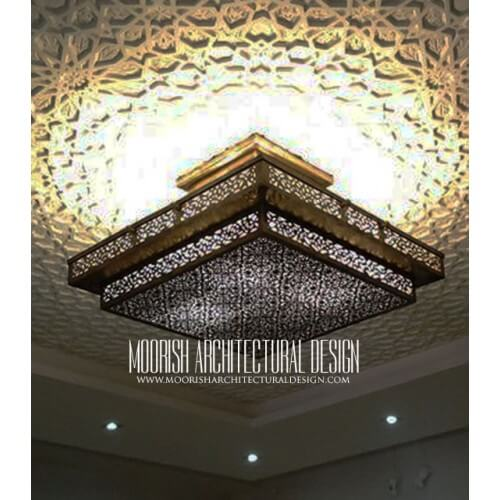 Moroccan Ceiling Light 08
