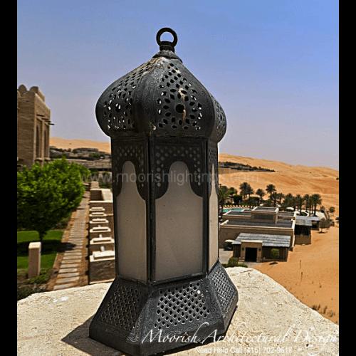 Moroccan Outdoor Light 04
