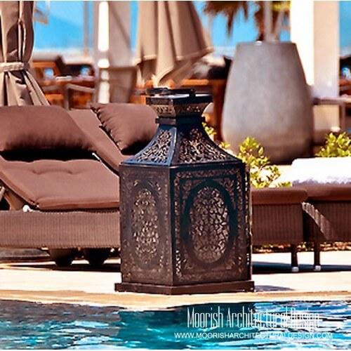 Moroccan Exterior Lamps