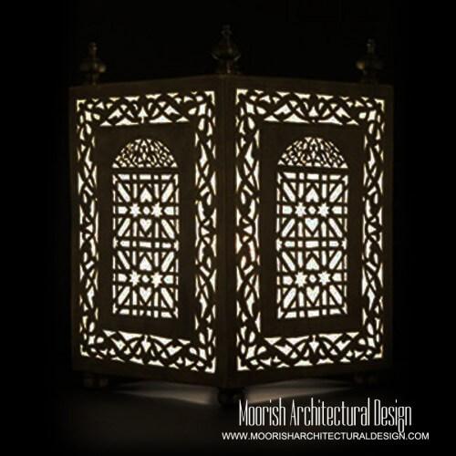 Moroccan Outdoor Light 11