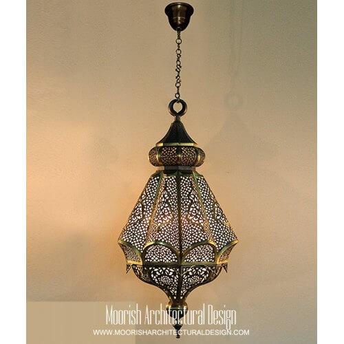 Traditional Moroccan Pendant 32
