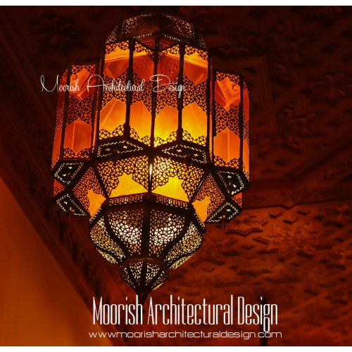 Traditional Moroccan Lantern 20