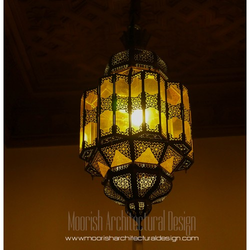 Traditional Moroccan Lantern 21