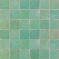 "Island Green Tiles 3"" x 3"""