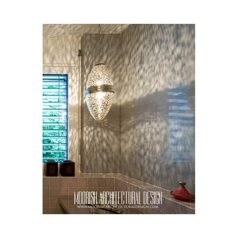 Moroccan Bathroom Pendant Lights Ideas