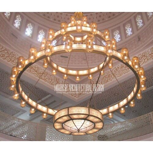 Large Arabian Chandelier