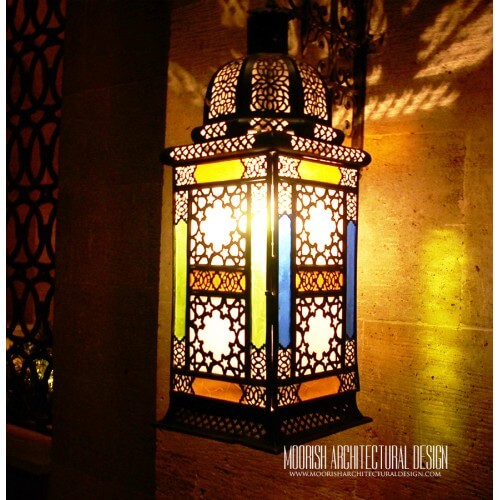 Traditional Moroccan Lantern 27