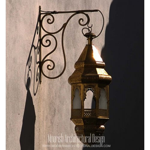 Moroccan Outdoor Wall Light 05