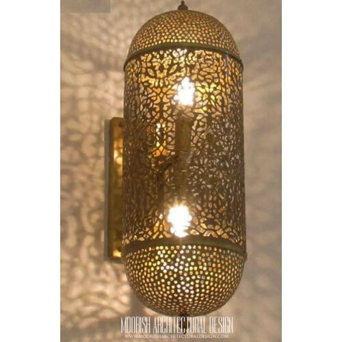 Modern Moroccan Sconce 18