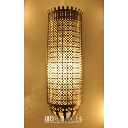 Modern Moroccan Sconce 19