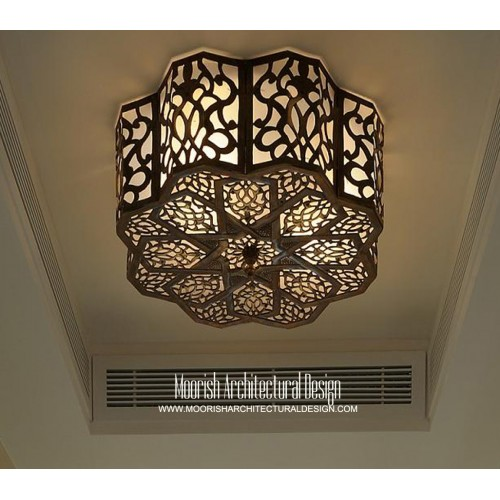 Traditional Ceiling Light 04