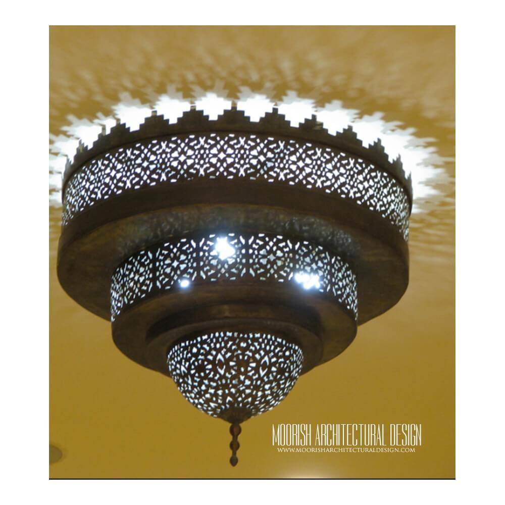Moroccan Ceiling Light Fixtures