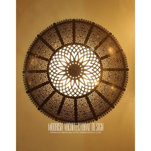 Traditional Ceiling Light 07
