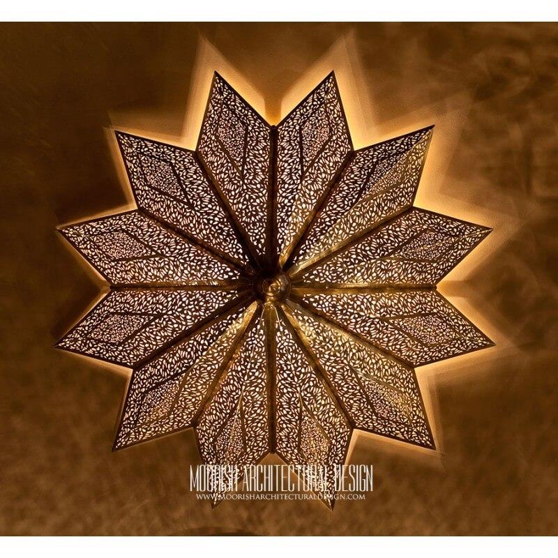 Luxury Arabian Lighting