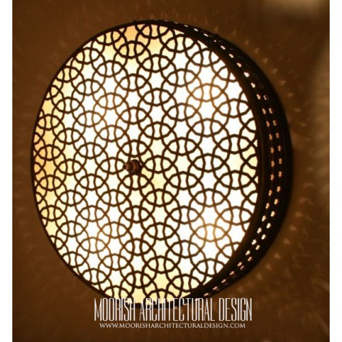 Modern Moroccan Sconce 27