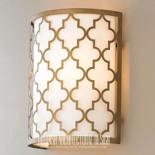 Modern Moroccan Sconce 28
