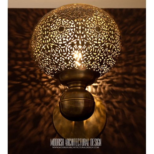 Modern Moroccan Sconce 30