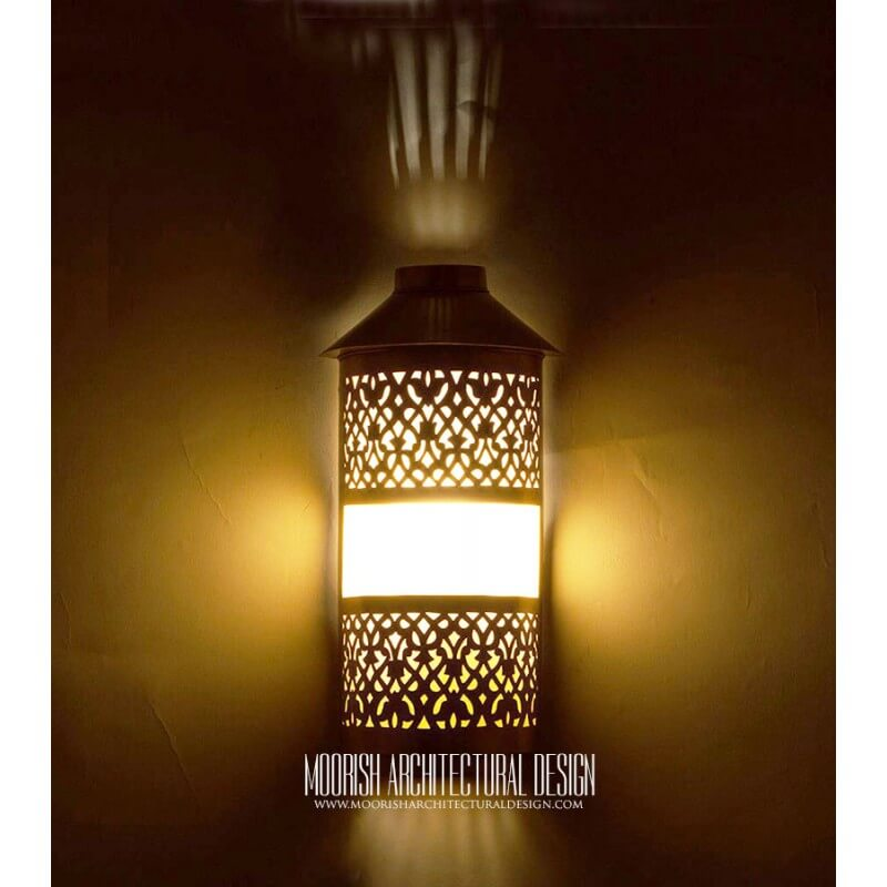 Vintage wall sconce
