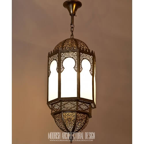 Traditional Moroccan Pendant 55