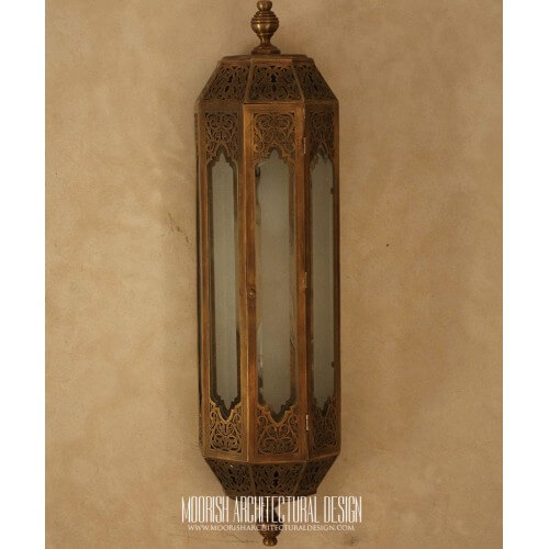 Traditional Moroccan Sconce 32