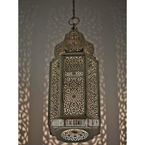 Modern Moroccan Lantern 08