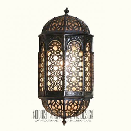 Traditional Moroccan Sconce 35