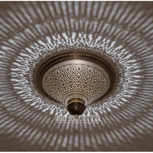 Moroccan Ceiling Light 20