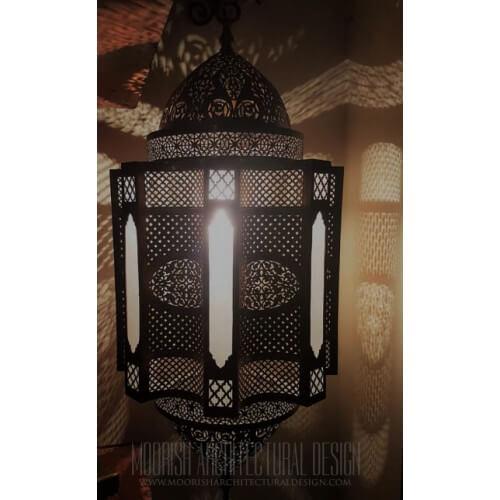 Modern Moroccan Lantern 09