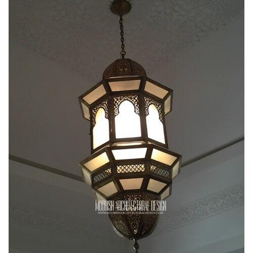 Modern Moroccan Lantern 10