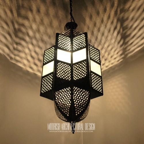Modern Moroccan Lantern 11