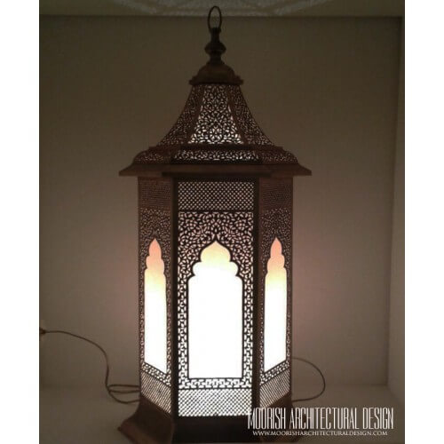 Traditional Moroccan Lamp 15