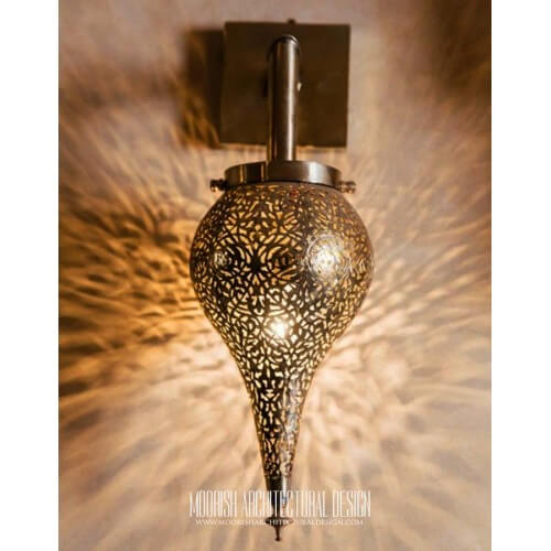 Modern Moroccan Sconce 53