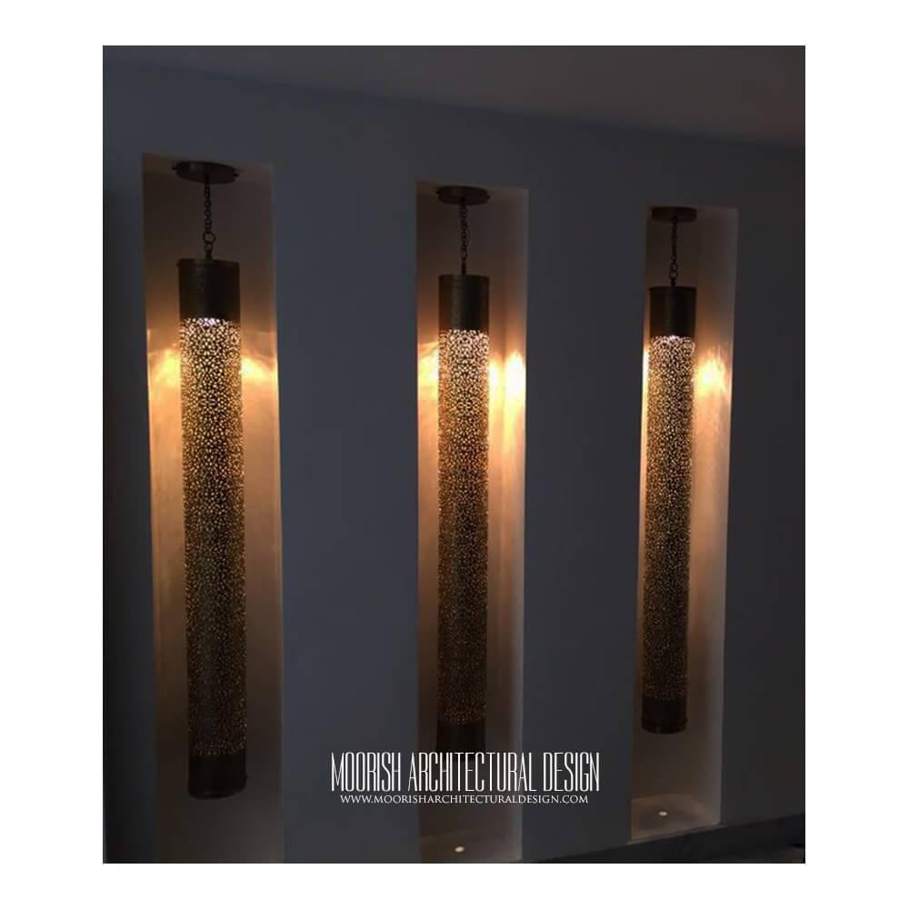 Moroccan Kitchen Lighting San Francisco