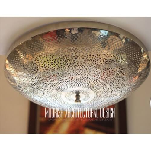 Moroccan Ceiling Light 25