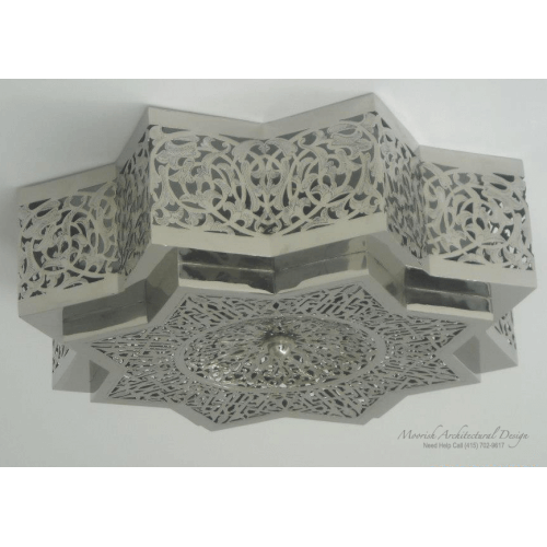 Moroccan Ceiling Light 01