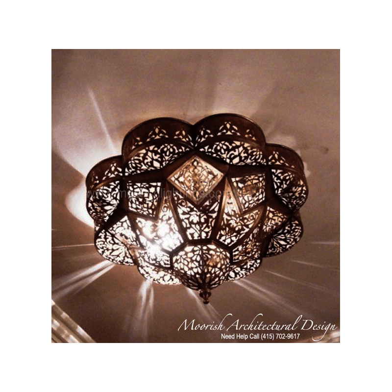 Moroccan Ceiling Light Phoenix Arizona