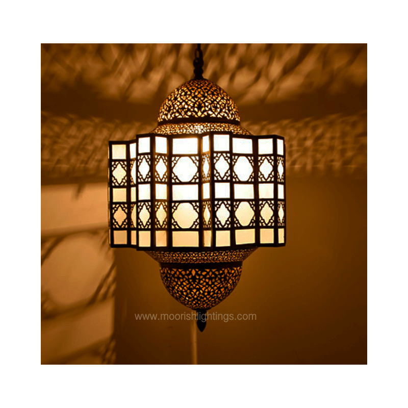 Moroccan Lantern New York