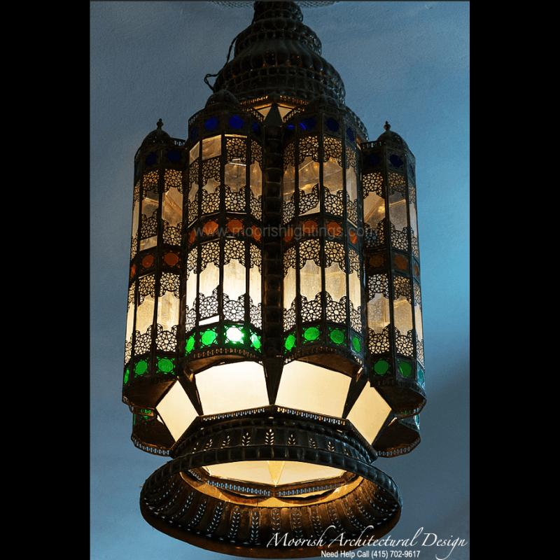 Moroccan Lantern Store New York