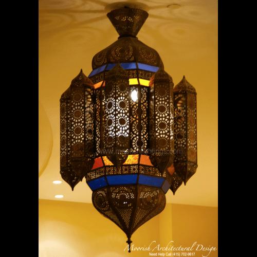 Traditional Moroccan Lantern 07