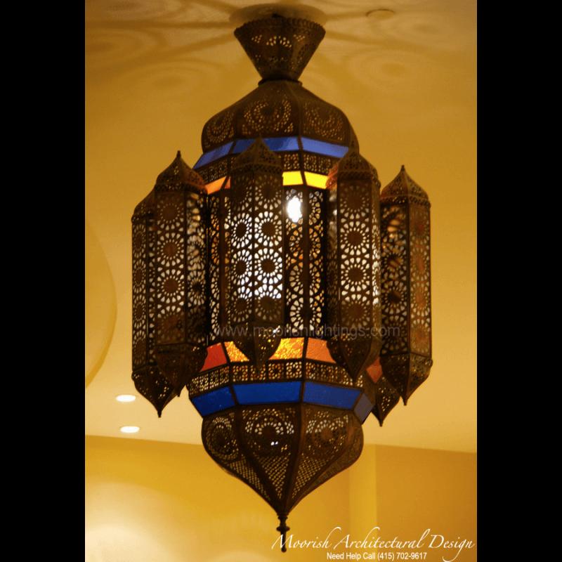 Moroccan Lantern Las Vegas