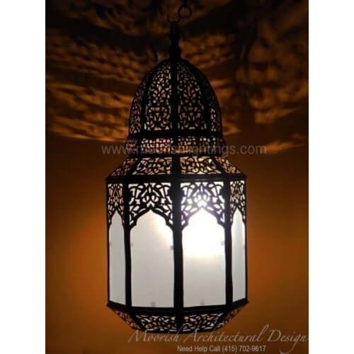 Modern Moroccan Lantern 02