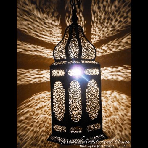 Modern Moroccan Lantern 04