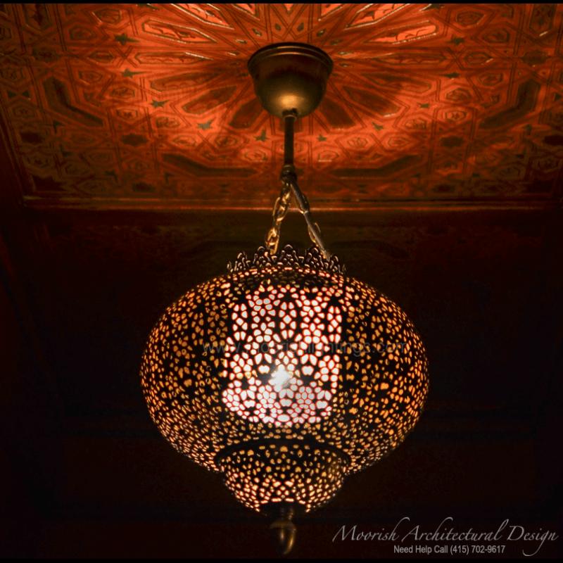 Antique Moroccan Pendant
