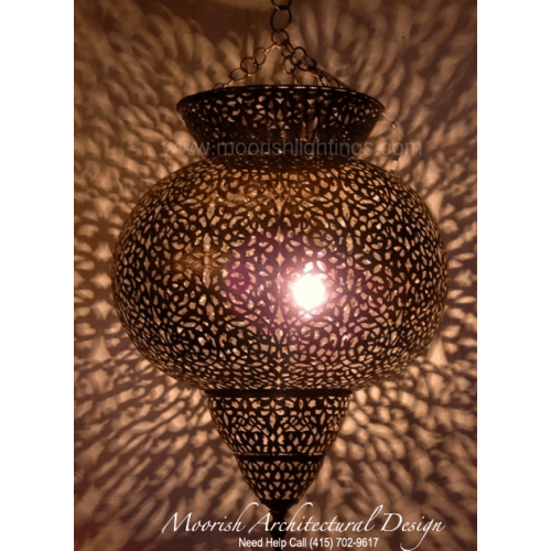 Moroccan Lighting Manufacturer