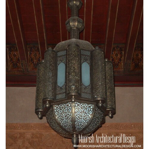 Traditional Moroccan Lantern 09