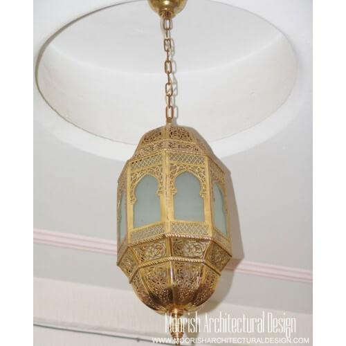Traditional Moroccan Lantern 10